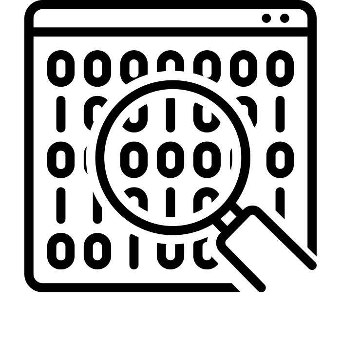 noun_binary data search symbol_2556983